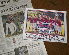 Red Land Little League Newspaper & Photo -Real Hot
