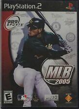 PS2 MLB 2005