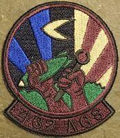 Ref box 5 USAF Aircraft /'Nose art/'Cloth Patch F-117 /'Once Bitten/'