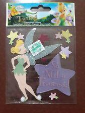 Ek Success Disney Tinker Bell Stickers Scrapbook Embellishment Fairy Stars
