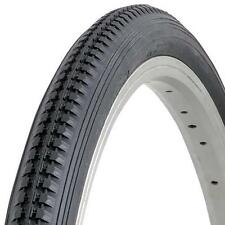 "2x KENDA K103 27x1-1/4"" Sport Road Tyre 32-630 27"" Wire Bead Gum Wall BLACK"