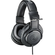 Audio-Technica ATH-M20x Professional Monitoring Tracking Mixing Headphones