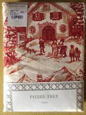 Pierre Frey Housse de couette Bavaria Rubis neuve