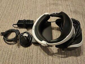 Sony Playstation 4 VR Headset & Processor Unit (V2 Version)
