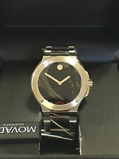 New mens authentic 0606290  Movado Se Extreme black dial swiss Automatic Watch
