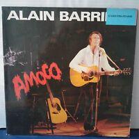 "Alain Barriere – Amoco (Vinyl 12"", LP)"