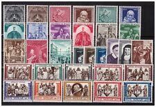 s15523) VATICANO MNH** 1960, Complete Year set 31v
