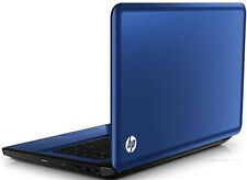 """Bleu HP G6-1373EA 15.6"""" DUAL CORE Ordinateur portable 750 Go HDD, 6 Go RAM, HDMI * Ex-display *"""