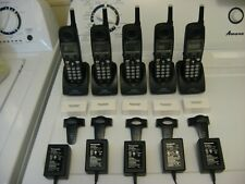 (5 Available for sale) - Panasonic Kx-Tga450B 5.8 Ghz 4 Lines Cordless Phones