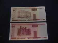 Europe Belarus Banknotes with Uncirculated