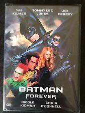 Batman Forever (DVD, 1999) **New & Sealed**