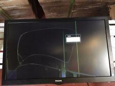 """PHILIPS 273 V 5 LHSB 27"""" LED Monitor Schermo rotto ricambi, riparazioni difettoso 174"""