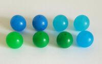 Lego Bionicle 8 x Balls 54821 Green Blue Trans Blue Zamor Sphere Weapon Joblot