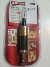 Craftsman Speed-Lok Compact Drill And Driver 9 64332