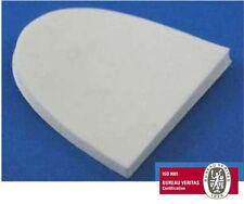 "Heel Pads Adhesive White Foam 1/4"" 100/BG Pre-Cut MPAD-143 Spur Pain USA New"