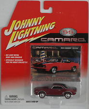 Johnny Lightning - ´69 / 1969 Chevy Camaro RS/Z28 weinrot Neu/OVP