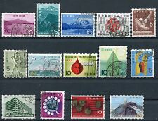 LOT  TIMBRE ASIE JAPON    / STAMP  ASIA  JAPAN  /  A ETUDIER