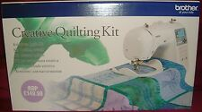Brother Creative Quilting Kit  Innovis 55 50 35 30 20 15 10 10a Sewing Machines