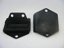 Classic Mini Front Subframe Floor Mounts 21A2599 x2 austin rover morris 76-01 pr