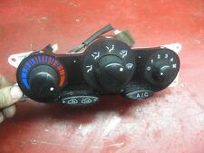 99 97 98 Hyundi tiburon heater heat ac climate control switch unit