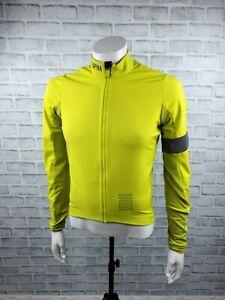 Rapha Pro Team Training Jacket Lime Green Size M