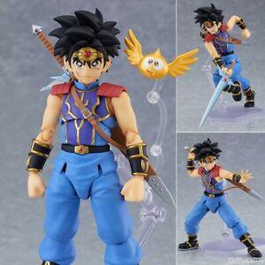 figma Dragon Quest Dai no Daibouken Dai Max Factory Japan Original New -