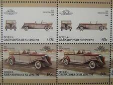 1935 BREWSTER FORD Car 50-Stamp Sheet / Auto 100 Leaders of the World