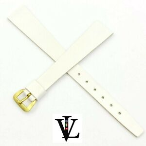 VINTAGE - 13 MM - SWISS MADE - NEW OLD STOCK - WATCH STRAP - WITH BUCKLE - OEM
