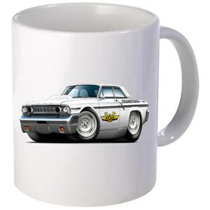 1964 Ford Fairlane Thunderbolt Coffee Mug 11oz 15 oz Ceramic NEW