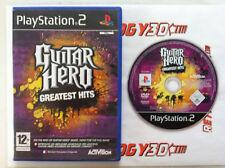 Guitar Hero: Greatest Hits > Playstation 2 (PS2) > En Boite > PAL FR