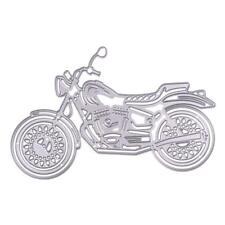 Motorbike Metal Cutting Die,Bike,Harley,Stencil,Craft,Card Making,Scrapbooking