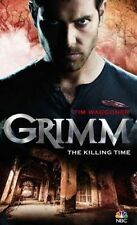 GRIMM : THE KILLING TIME - Tim Waggoner (Softcover, 2014, Free Postage)
