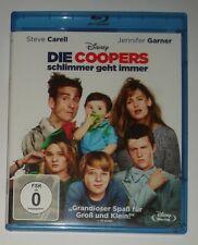 Die Coopers schlimmer geht immer   Blu Ray NEU Walt Disney