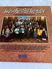 USA For Africa - WE ARE THE WORLD - LP 40043