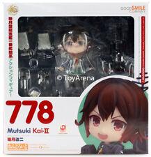 Nendoroid #778 Mutsuki Kai-Ii 2 Kai Ni Kantai Collection KanColle Gsc Authentic