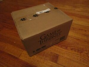 2020 Game of Thrones The Complete Series Trading Card Factory Sealed 12 Box Case