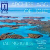 Tali Morgulis - Archipelago Of Light [Latin American Piano Music] [CD]