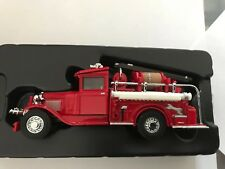 MATCHBOX MODELS OF YESTERYEAR 1932 FORD AA FIRE ENGINE YFE06
