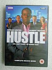 Hustle - Series 7 - Complete (DVD, 2012, 2-Disc Set) NEW & Sealed