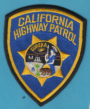 CALIFORNIA HIGHWAY PATROL  POLICE SHOULDER PATCH