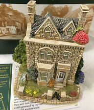 """The Dolls' House"" Lilliput Lane-Nib-Deed-L2691-See Novel Feature!-h. 4 1/4"""