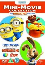 Illumination Mini-movies Collection DVD Good PAL Region 2