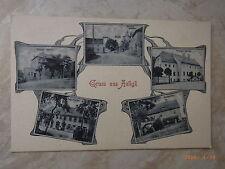 Lithographien vor 1914 aus den ehemaligen deutschen Gebieten