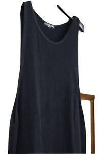 Hebbeding 3, Kleid, super lässig, groß & schwarz