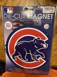 Chicago Cubs Die Cut Magnet