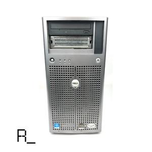 Dell PowerEdge 1800 Server 3,00 GHZ 4GB DDR2 5 x 73GB Ultra 320 SCS Storage