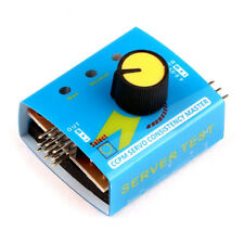 Steering Gear Tester CCPM  ESC Servo Motor for RC Helicopters Adjustment_H