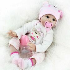 "Kaydora Cute Girl Lucy 22"" Reborn Baby Doll (LUCY-233)"