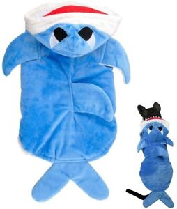 Shark Costume for Dog - Pet Costume Gimilife L Large Halloween Funny