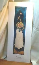 """Rare Picasso """" La Chata """" print Litho Made in Spain 1996 20 x 8  Pug Nosed Lady"""